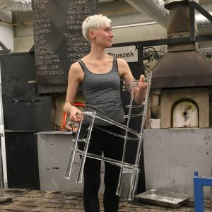Glass Lives Interview : Anna Mlasowsky