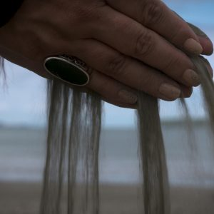"Te Rongo Kirkwood ""Pounamu a Maori Glass Practice"""